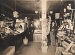 Westaway Pharmacy interior - 1910